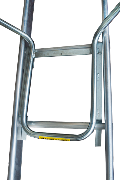 Close-up-access-bracket