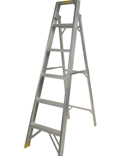 Aluminium A Frame Step Ladders | Portfolio categories | Mecoladder